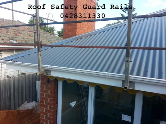 Roof Safety Guard Rails Roof Safety Guard Rails Pty Ltd